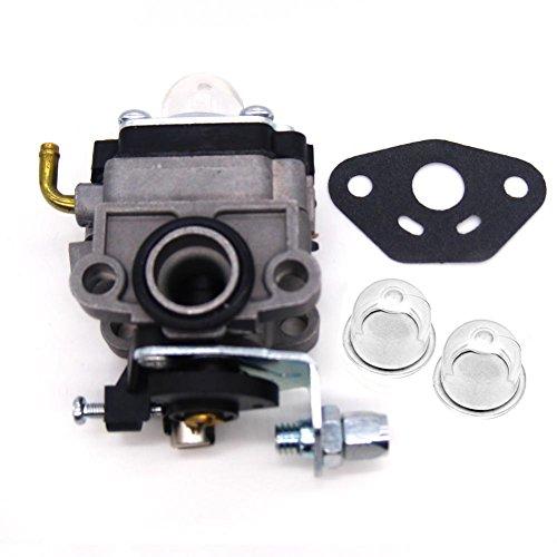 FitBest New TROY-BILT Gas Trimmer TB26TB TB475SS TB490BC TB425CS Carburetor (Trimmer New)