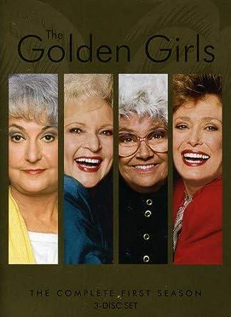Amazoncom The Golden Girls Season 1 Betty White Movies Tv