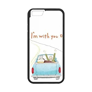 Custom Phone Case with TELEPHONE Image On The Back Fit To iPhone 6,6S Plus