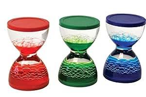 Coloured Timer Set - Liquid Sensory Timers
