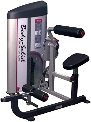 Body-Solid S2ABB 2 Pcl2 Ab Back 235lb Stack Machine