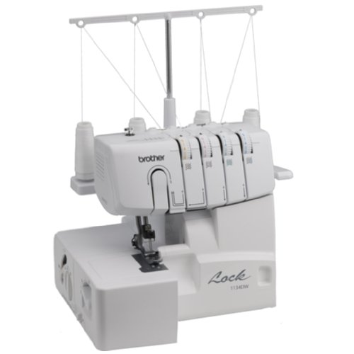 1134DW (Deciwat) Brother Serger Heavy Duty Sewing Machine with Outmost Quality Electronic Speed Control
