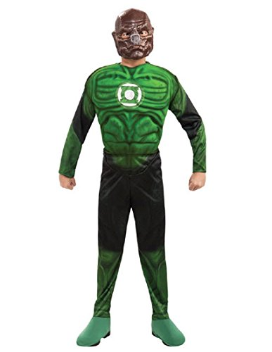 Green Lantern Child's Deluxe Kilowog Costume with