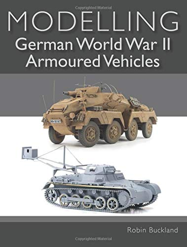Modelling German World War II Armoured -