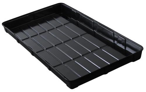 Botanicare 707063 Rack Tray 2 x 4 ft-Black