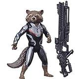 Boneco Rocket Raccon 17 Cm Avengers Ultimato E3917 - Hasbro