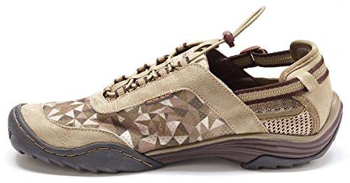 (Jambu Men's Charger Walking Shoe, Taupe/Brown, 10.5 M)