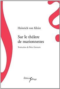 """Afficher """"Sur le théâtre de marionnettes"""""""