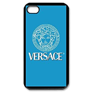 IPhone 4,4S Phone Case for VERSACE LOGO pattern design GQVSELG0718482