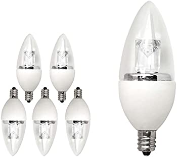 TCP Candelabra Base Light Bulb