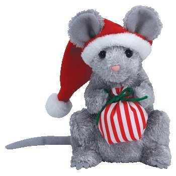 TY Jinglemouse Beanie Baby by TY~XMAS BEANIES by Ty