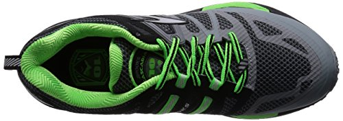 10 Grey De Homme Cascadia Gecko Chaussures Brooks green Multicolore primer Course black 5qpFx8