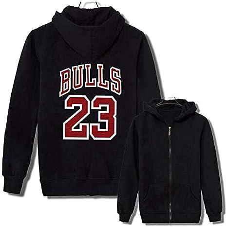 LLYLL Camiseta De Baloncesto Bulls # 23 Jordan Sudadera con ...
