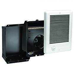 Cadet 67507 Com-Pak Plus Fan Heater 2000 W, 240 V, White
