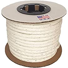 """Cotton Piping Welt Cord Made in USA (#2-1/4"""" - 46 Yards/Spool)"""