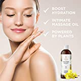 Vanilla Massage Therapy Oils with Powerful Skin
