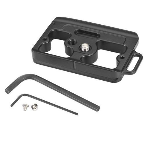 Kirk Quick Release Plate for Canon EOS 5D Mark III, 5DS and