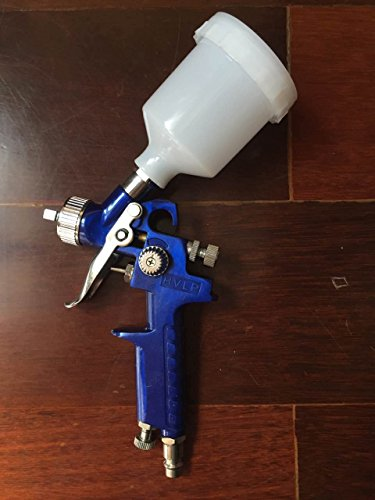 New Mini HVLP Air Spray Gun Auto Car Detail Touch Up Pain...