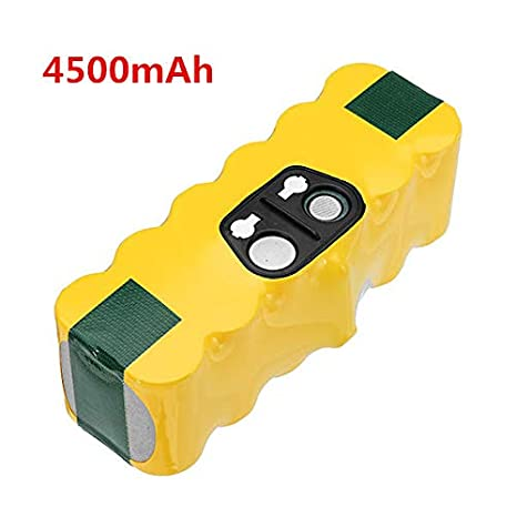 Maxima Batería 4500mah para Roomba Irobot Series 500 600 605 615 631 632 650 520 521 530 531 533: Amazon.es