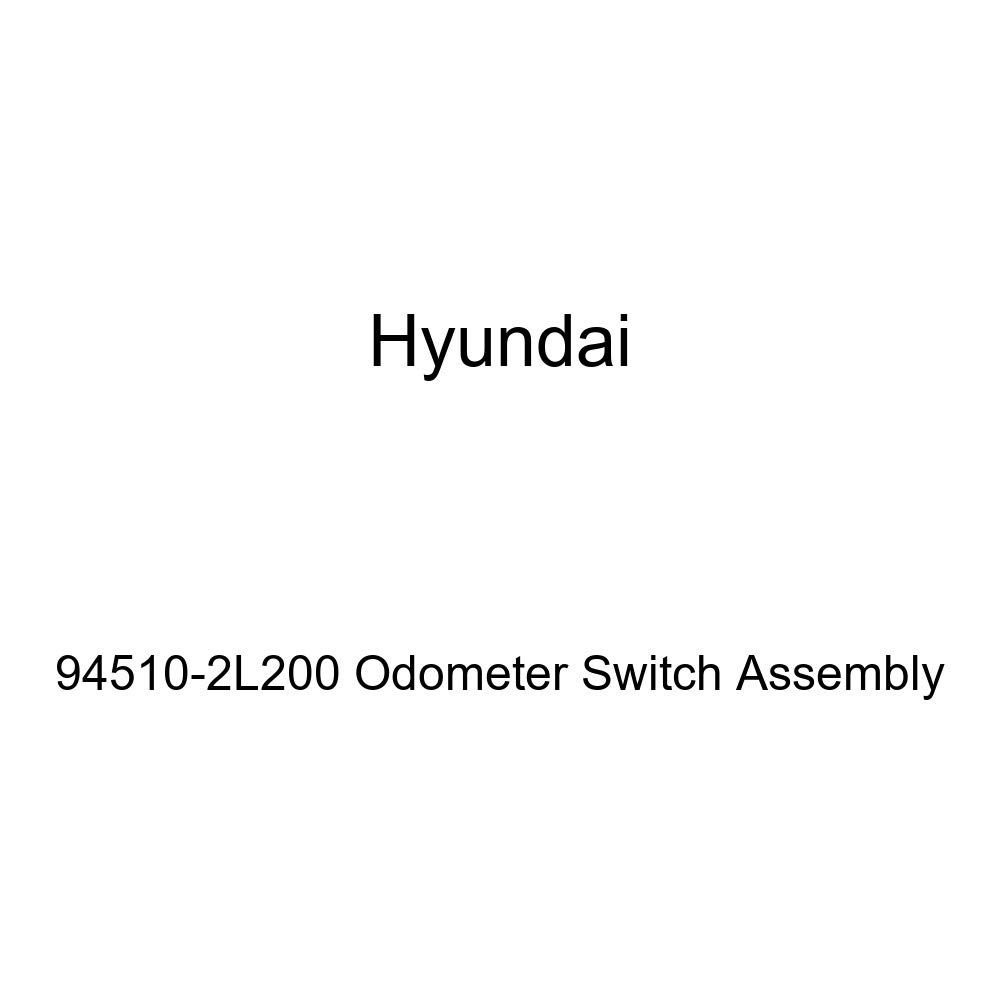 Genuine Hyundai 94510-2L200 Odometer Switch Assembly