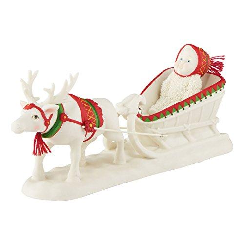 Snowbabies Caribou Ride