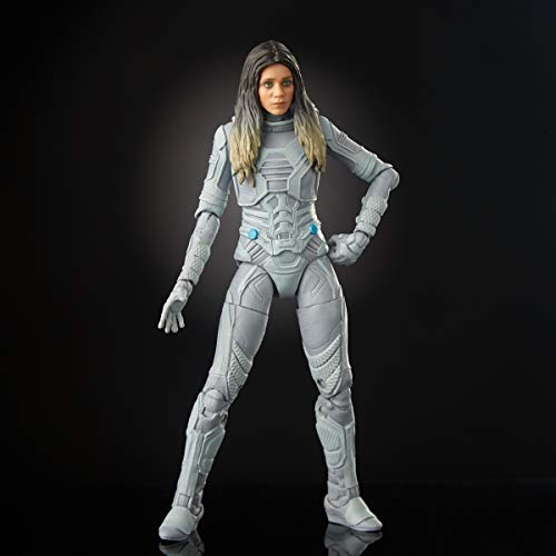 """Marvel Legends Series Ant-Man & The Wasp 6""""-Scale Movie-Inspired X-Con Luis & Marvel's Ghost Collectible Action Figure 2 Pack"""