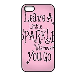 Pink DIY Phone Case for iPhone 5,5S LMc-77432 at LaiMc