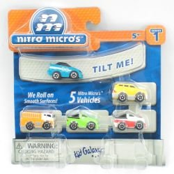 Nitro Micro Machine Assorted Styles