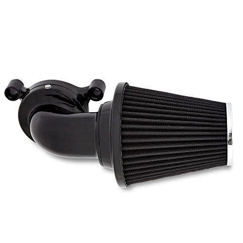 Arlen Ness 81-005 Monster Sucker Air Cleaner Kit - Black (Arlen Ness Intake)