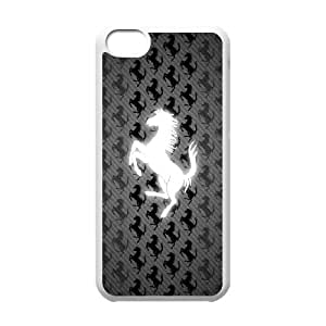 iPhone 5C Phone Case Ferrari C04060