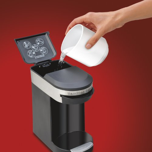 brewer personals The keurig mini plus personal brewer is perfect if you're the only coffee drinker in your house and a cup at a time suffices.