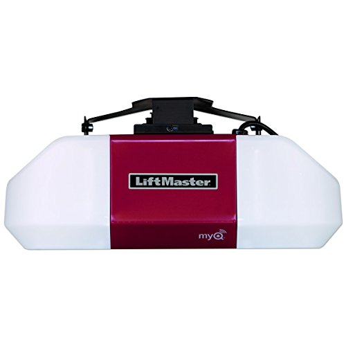 Liftmaster 8587 Elite Series ¾ HP AC Chain Drive Garage Door Opener Does Not Include Chain Rail