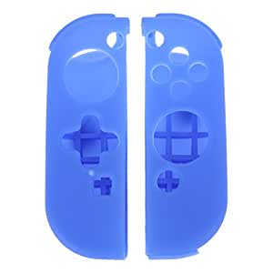 Alloet Gamepad Protective Silicone Case Cover Protector for Nintendo Switch (Blue)