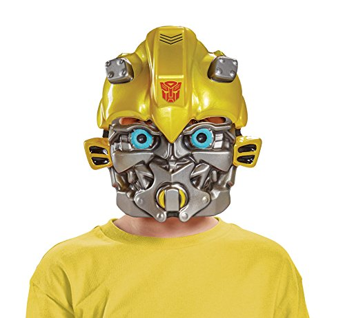 Disguise Bumblebee Movie Child Mask, One