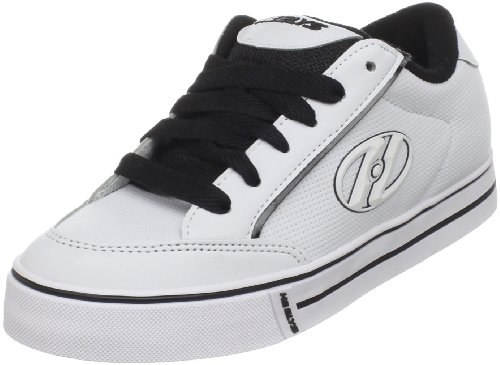 Heelys Blade - Zapatillas con ruedas infantiles, color blanco, talla 45.5