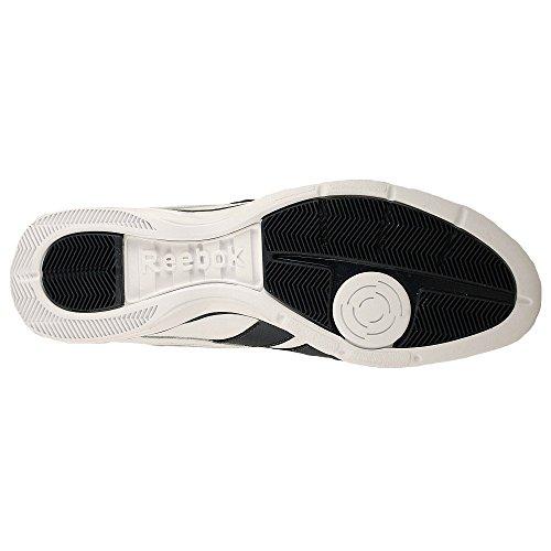 Reebok - Toe Down Ultra - J14726 - Couleur: Blanc-noir - Taille: 45,5