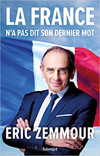Couverture La France n'a pas dit son dernier mot