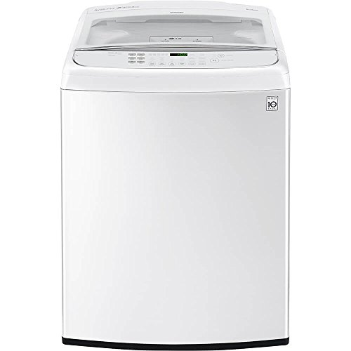 LG WT1901CW 5.0 cu. ft. Ultra Large Capacity Front Control T