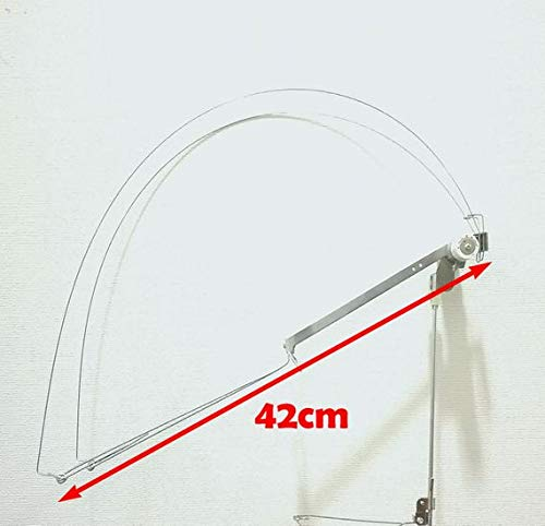 4 Yarn Guide Tension Assembly Complete Set for All Brother Knitting Machine by SUNNY CHOI (Image #2)