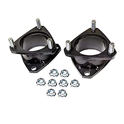 MaxTrac 833825 Suspension Lift Kit 2.5 in. Front Incl. Strut Spacers Suspension Lift Kit: Automotive