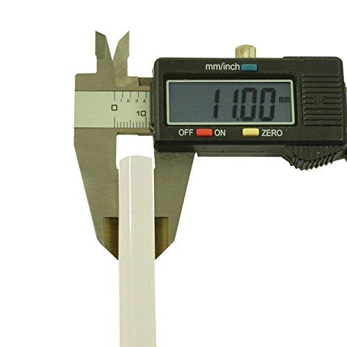 Economy Hot Melt Glue Sticks 7/16'' X 10'' 125 Sticks 7 lbs bulk by GlueSticksDirect.com (Image #3)