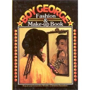 Boy George Fashion and Make-Up Book