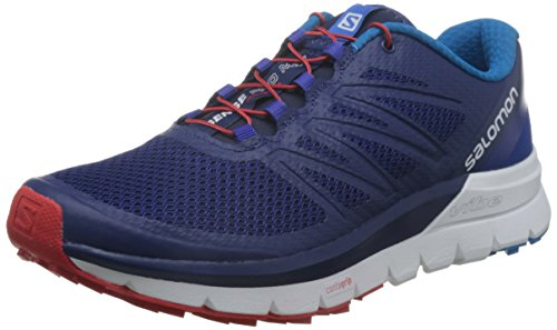 Fiery Chaussures Blue Trail 59 3 Salomon Depths Bleu 49 Max EU de White Red Sense Bleu Homme Pro qpq7TZnt
