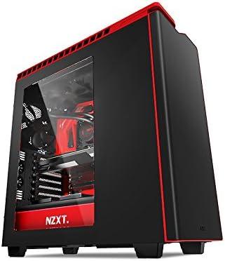NZXT H440 - Caja de Ordenador de sobremesa (ATX, Indicadores LED ...