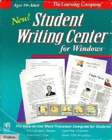Student writing center