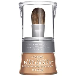 L\'Oreal Paris True Match Naturale Gentle Mineral Concealer, Medium 482, 0.07 Ounce