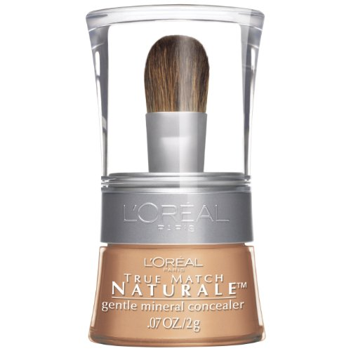 L'Oreal Paris True Match Naturale Gentle Mineral Concealer, Medium 482, 0.07 Ounce