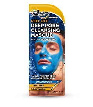 Montagne Jeunesse - Men's Peel Off Deep Pore Cleansing Masqu