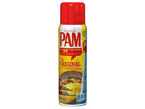 PAM Original Cooking Spray Canola Öl no sticking 170 Gramm
