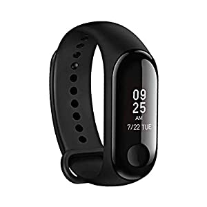 Best fitness trackers Xiaomi Mi Band 3 Fitness Tracker 50m Waterproof Smart Band Smartband OLED Display